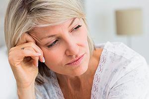 Боль в яичниках после климакса