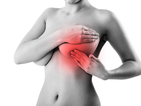 Болит грудная железа при климаксе
