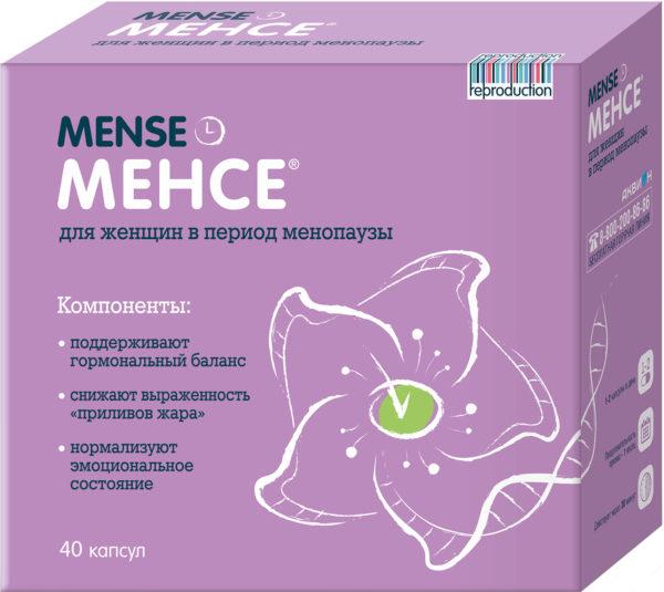 Менсе лекарство при климаксе инструкция по применению отзывы женщин цена