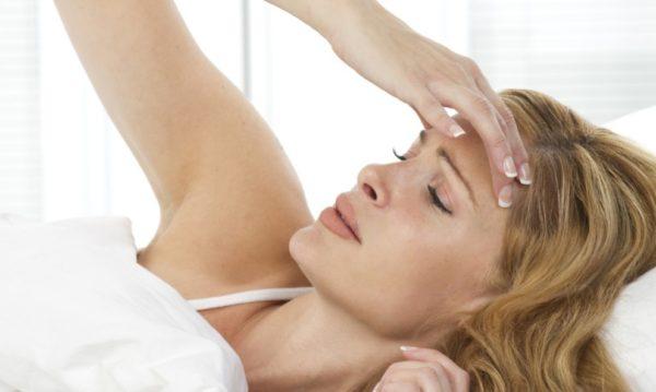 Как начинается менопауза 25