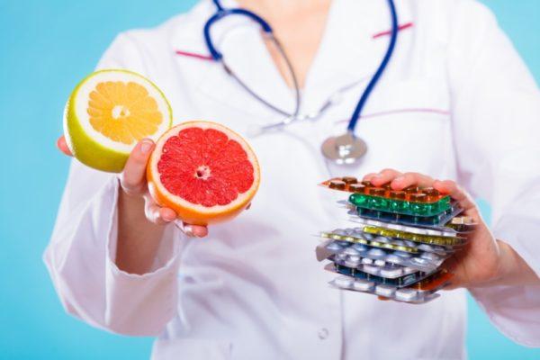 какие витамины есть для гинекологии